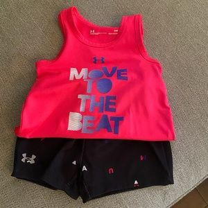 24 month Under Armor outfit